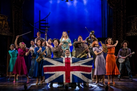 Crazy For You UK Tour Photo Credit : The Other Richard
