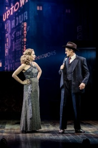 Claire Sweeney and Tom Chambers
