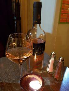 Wine at Le Dulcinéa