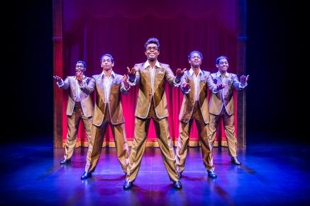 A scene from Motown The Musical, UK Tour @ The Alexandra Theatre, Birmingham. (Opening 11-10-18) ©Tristram Kenton 10-18 (3 Raveley Street, LONDON NW5 2HX TEL 0207 267 5550 Mob 07973 617 355)email: tristram@tristramkenton.com