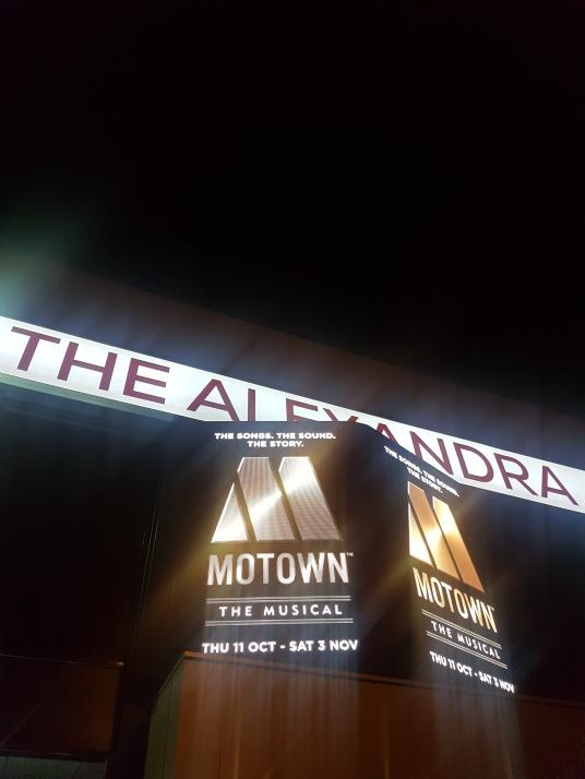 The revamped Alexandra Theatre