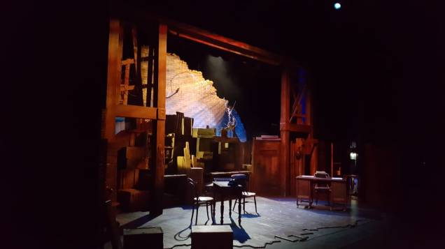 The Wipers Times, Birmingham Rep