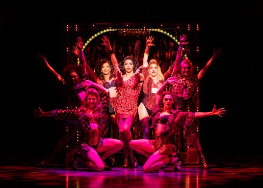 Kinky Boots UK Tour Cast - Image Credit Helen Maybanks (1)